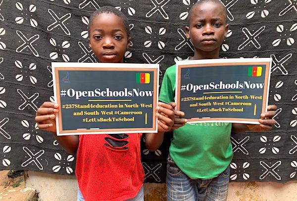 AFRIQUE CENTRALE ET DE L'OUEST : 40,6 millions d'élèves forcés d'abandonner l'école (Unicef)