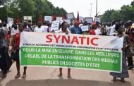 CRISE DANS LES MEDIAS PUBLICS: le SYNATIC dénonce les «menaces de sanctions et pressions de tout genre sur les travailleurs»