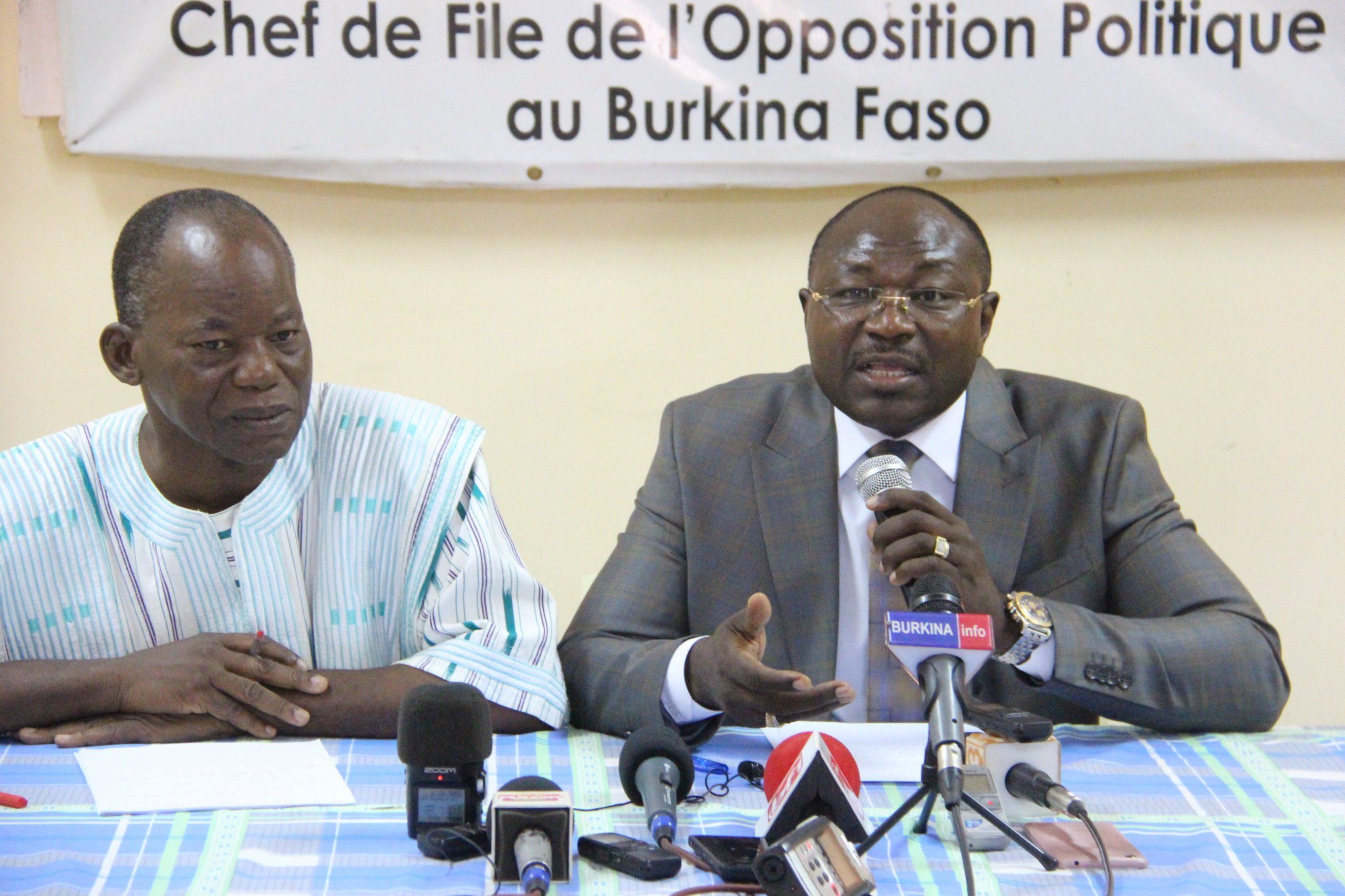CRISE SECURITAIRE: le CFOP souhaite que Simon Compaoré soit entendu par la justice