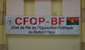ATTAQUE MEURTRIERE A L'EST: «nous devons nous rassembler autour du sort de la nation» (CFOP)