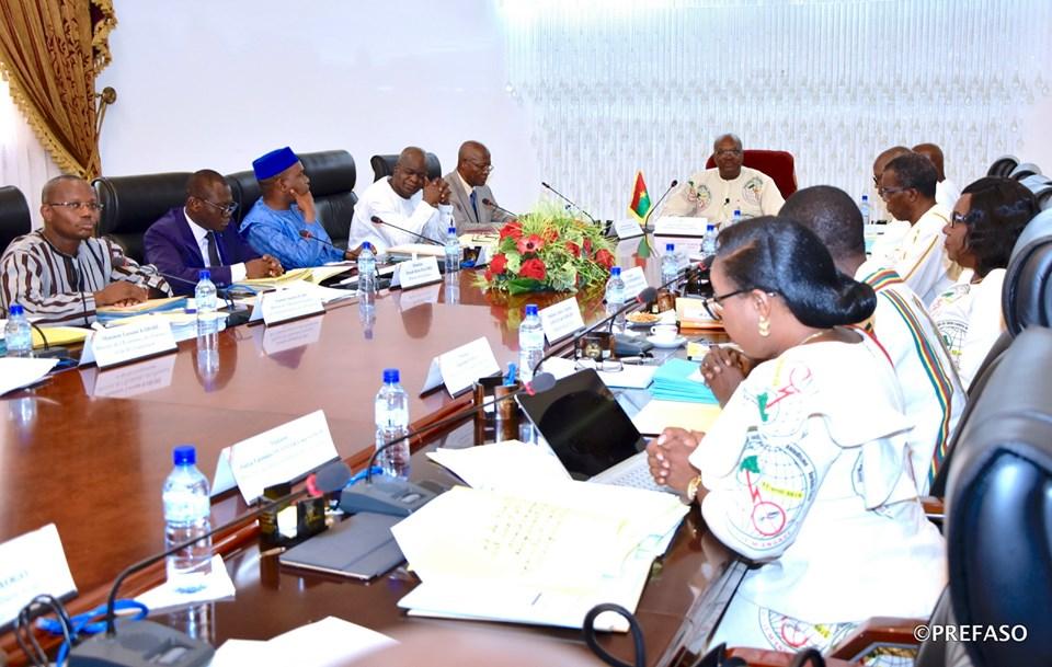 Compte rendu du Conseil des ministres du lundi 16 décembre 2019