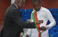 ASSEMBLEE NATIONALE: les remplaçants de Daouda Simboro et Elisée Albert Kiemdé officiellement installés