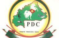 PDC: Abdel Aziz Fadel Sérémé prend les rênes du parti