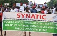 MEDIAS PUBLICS: Le SYNATIC en grève à partir du 29 janvier