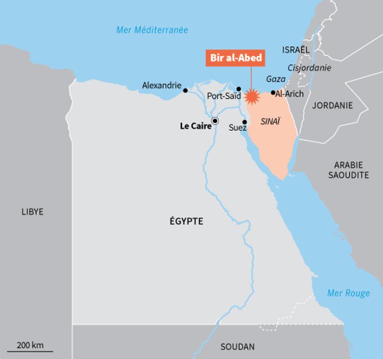 CORONAVIRUS: un cas enregistré en Egypte, le premier en Afrique