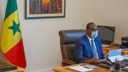 SENEGAL : Macky Sall en quarantaine après contact avec un malade du Covid-19