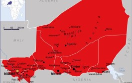 ATTAQUE MEURTRIÈRE AU NIGER : la France passe la quasi-totalité du pays en zone rouge