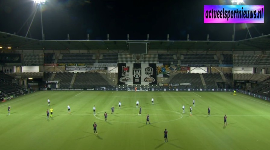 Heracles Almelo - FC Emmen