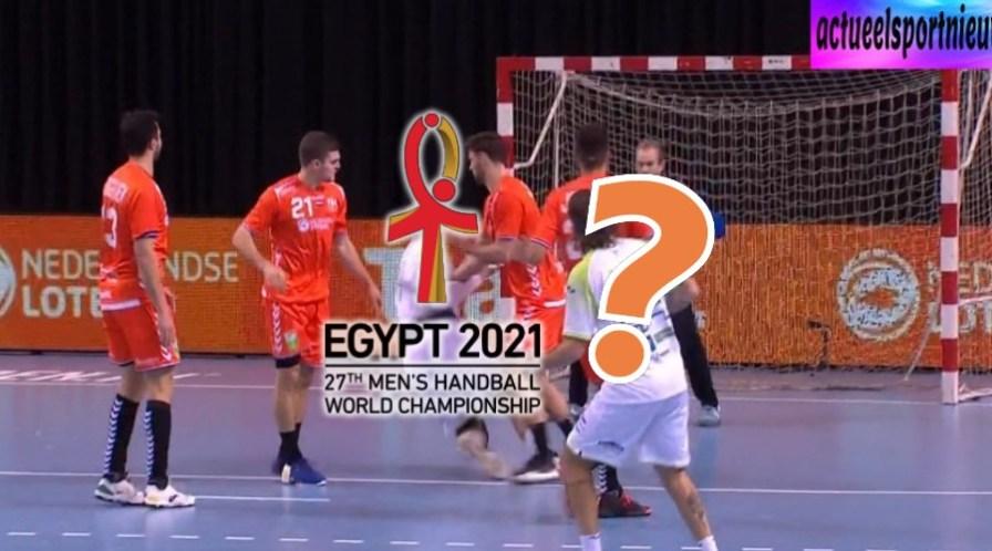 Nederlandse handballers alsnog naar WK