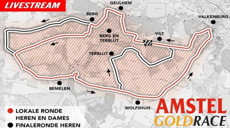Amstel Gold Race 2021 gratis livestream