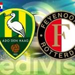 Eredivisie live stream ADO Den Haag – Feyenoord
