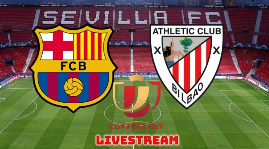 FC Barcelona - Athletic Club Copa del Rey finale