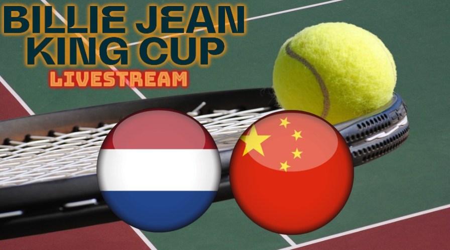 Livestream Billie Jean King Cup Nederland - China (Foto Pixabay)