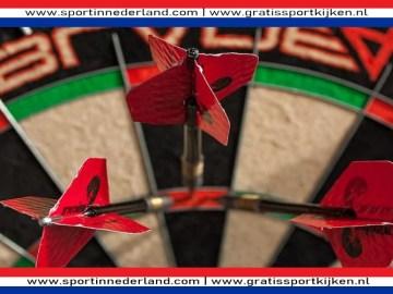 Gibraltar Darts Trophy kijk je hier gratis