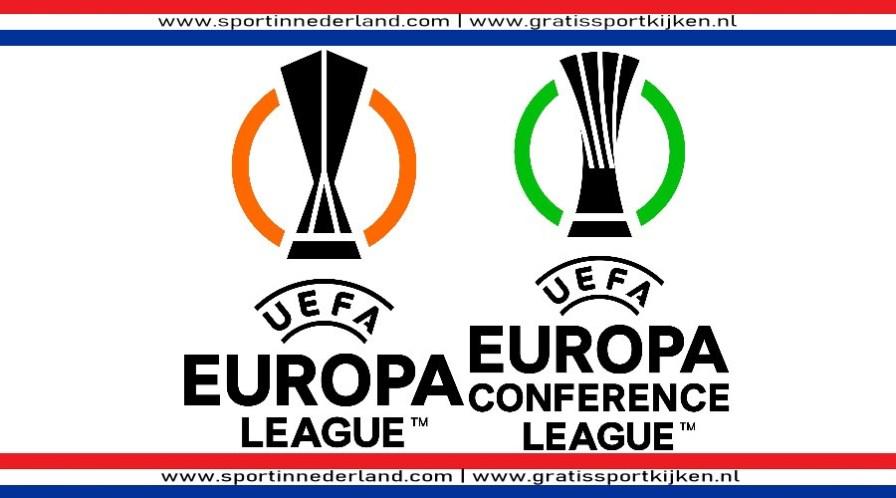 Livestream Feyenoord - Slavia Praag & Vitesse - Rennes