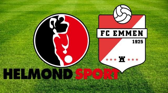 Livestream Helmond Sport - FC Emmen