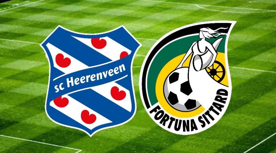 Livestream SC Heerenveen - Fortuna Sittard
