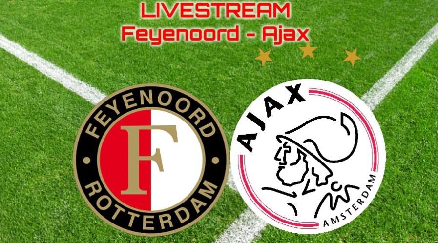 Livestream Feyenoord - Ajax Eredivisie vrouwen