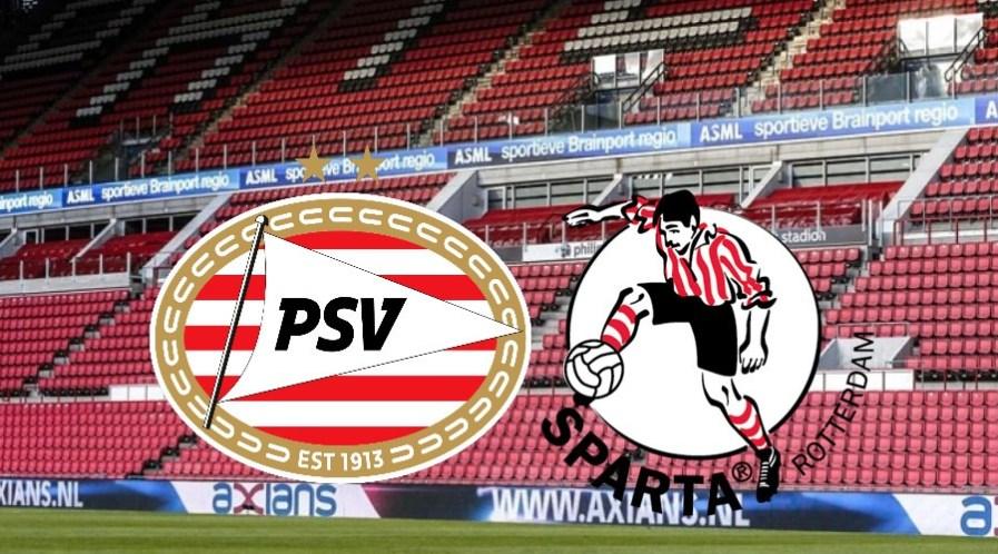 Livestream PSV - Sparta
