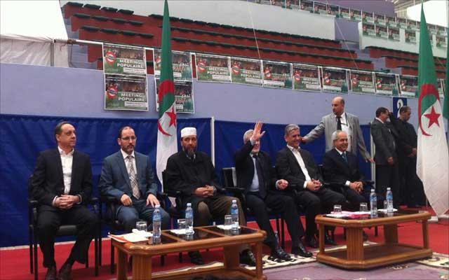 Les deux frères, Makri et Jaballah, ainsi que les courants politiques calculés sur la laïcité de l'époque de Bouteflika