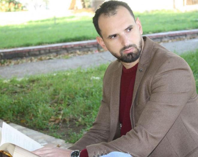 Romancier algérien Abdellatif Ould Abdallah - Archiviste