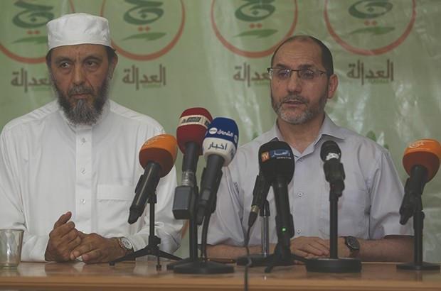 Les deux frères algériens, Abd al-Razzaq Maqri et Abdullah Jaballah