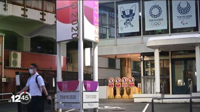 Les Jeux Olympiques de Tokyo se dérouleront sans spectateurs en raison de la pandémie [RTS]
