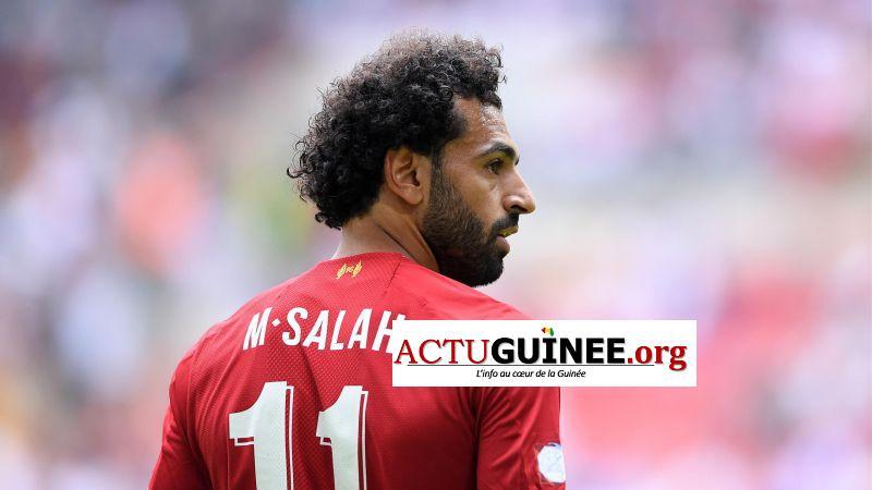 salah - Le classement EN DIRECT : Salah accroche le Top 5, Mbappé 6e