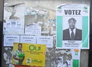 Scrutin de la présidentielle en Côte d'Ivoire