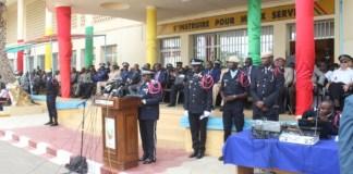 Anna Sémou Faye a passé le témoin à Oumar Maal à la tête de la police nationale
