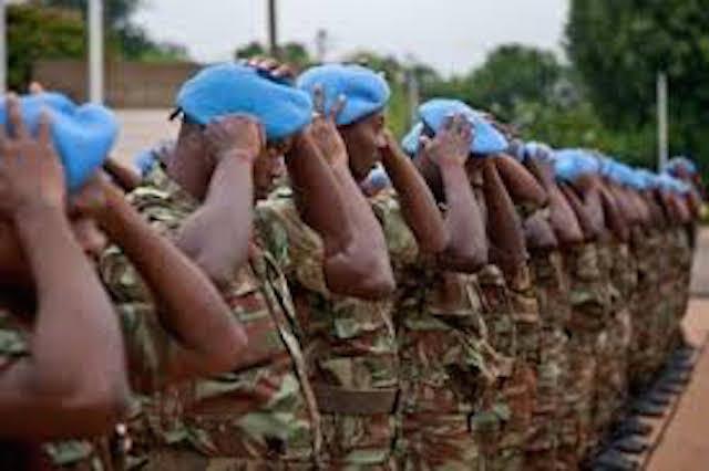 Mission des Nations Unies en Centrafrique