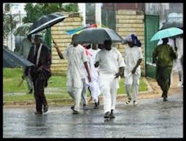 Menaces de pluies sur l'ensemble du Sénégal