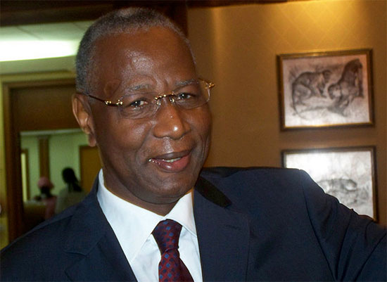 Pr Abdoulaye Bathily candidat de la CEDEAO