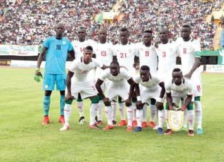 Les lions du Sénégal bien classés