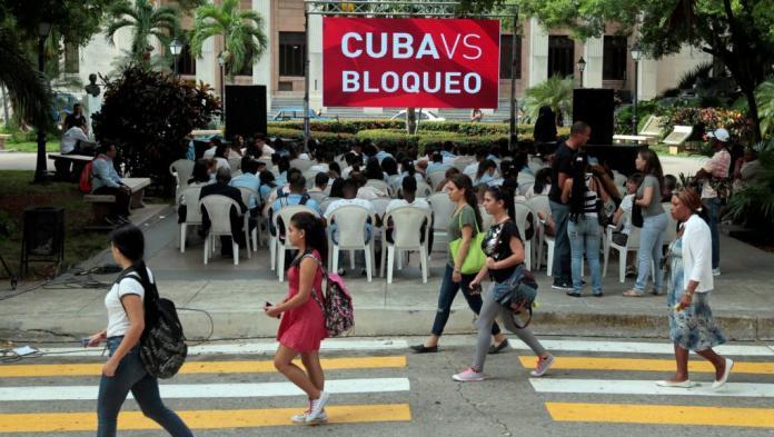 Cuba sous embargo