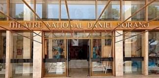Le Théâtre national Daniel Sorano à Dakar