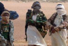 Quatre individus armés à Matam