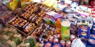 Des produits alimentaires impropres à la consommation saisis