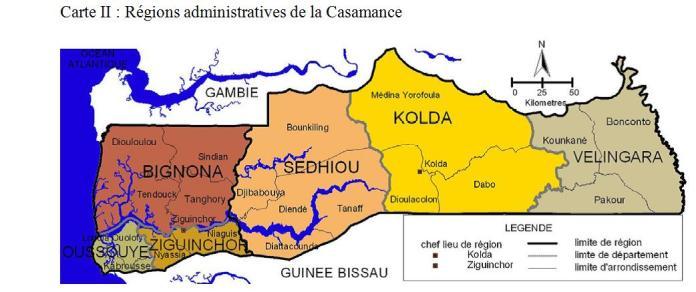 La Casamance désenclavée
