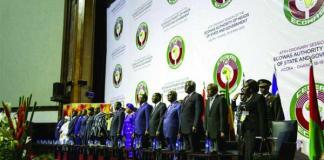 la CEDEAO prête à frapper en Gambie
