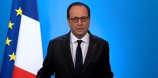 François Hollande n'est pas candidat