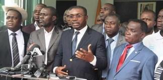 Les fonctionnaires ivoiriens