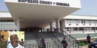 Cour suprême du Nigeria