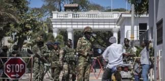 La Cedeao en Gambie