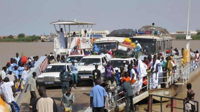 Le Sénégal et la Mauritanie