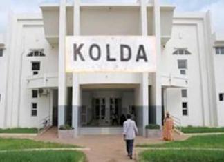 Kolda, budget