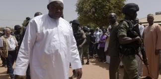 Le camp du président Adama Barrow