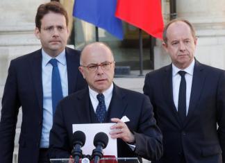 L'attaque sur les Champs Elysées
