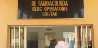 Les blessés de l'incendie du Daaka de Médina Gounass