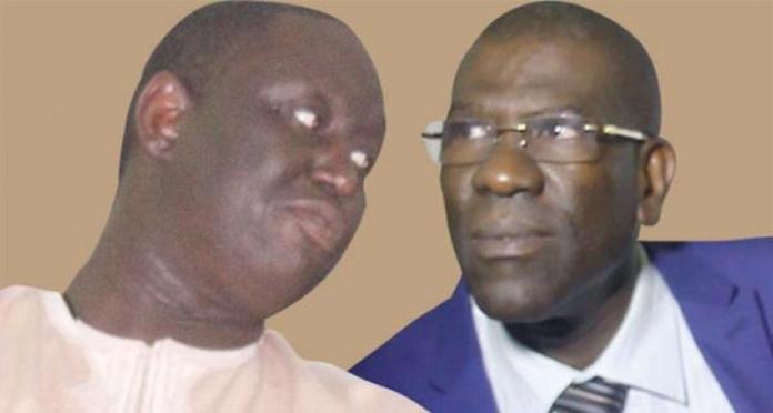 Aliou Sall et Abdoulaye Timbo